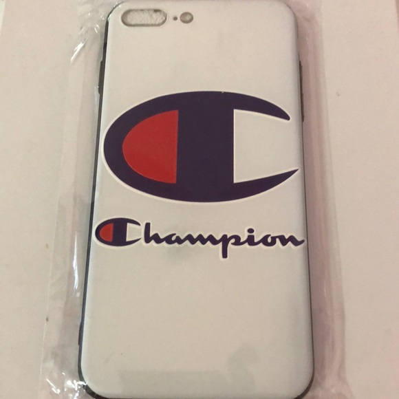d0347b88efa80 iPhone 8 plus Champion case!